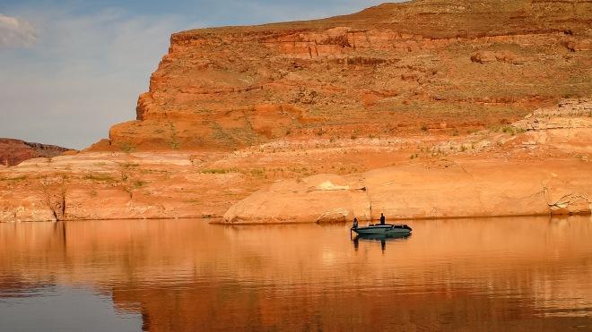 Holcombs Fishing at Sunrise